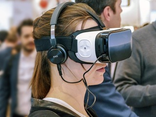 The Next Big Trade Show Attraction Has Arrived: Virtual Reality Video